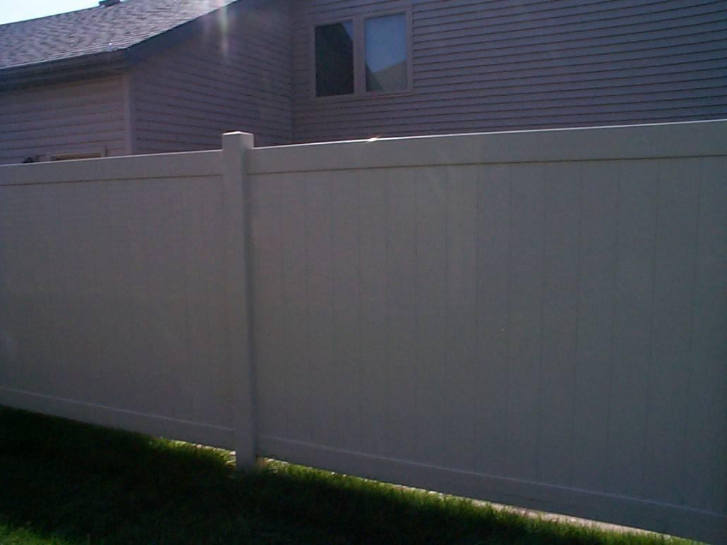 Pvc fencing maintenance free vinyl fencing in minnesota baanklon Choice Image