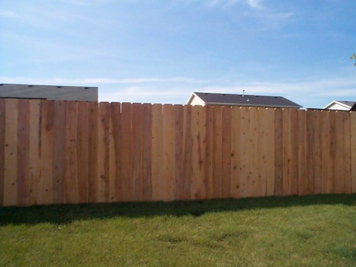 liberty fence and deck cedar fence