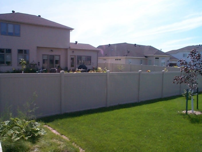 PVC Fencing Offered By Liberty Fence Company