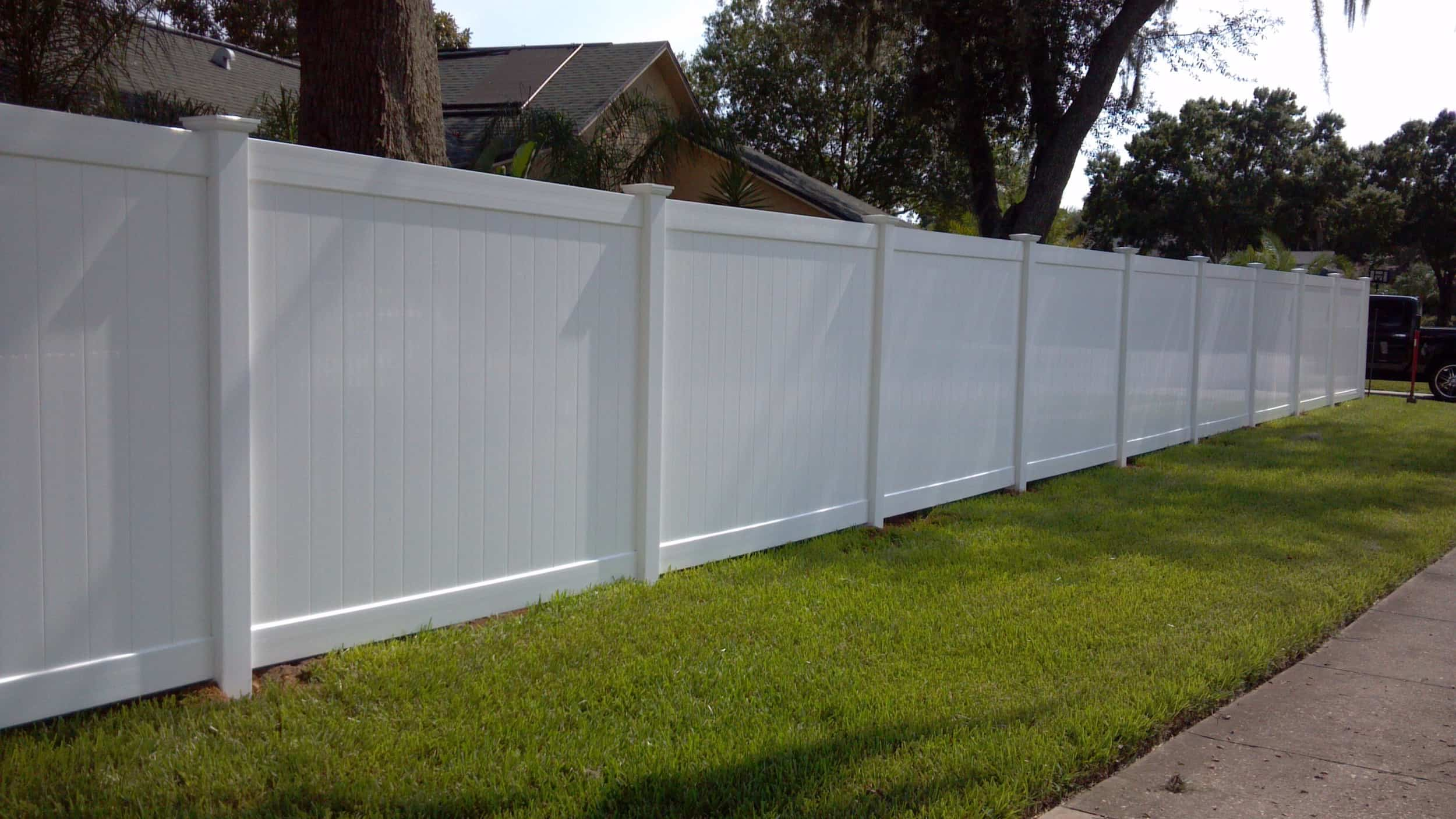 Pvc Vinyl Fencing Liberty Fence And Deck