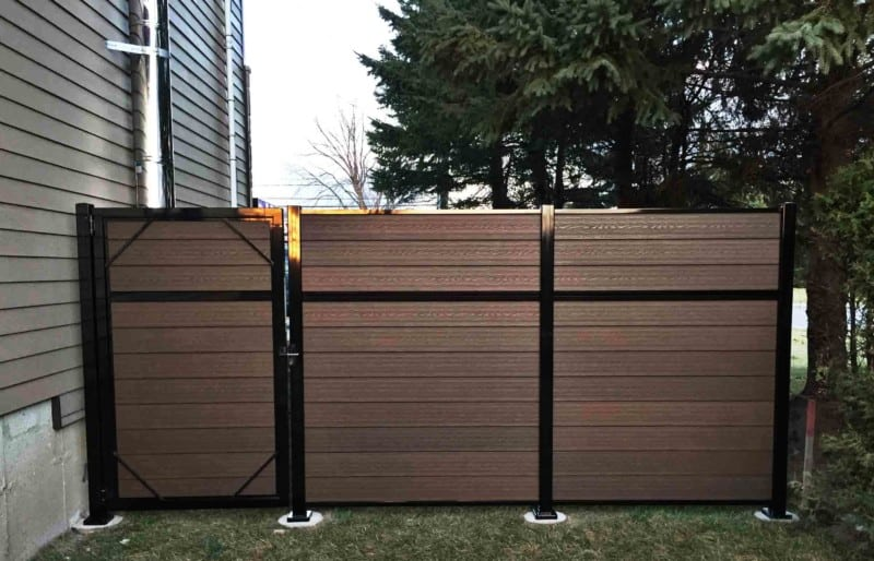 Composite Fencing Decking Worth The Price Tag Liberty Fence