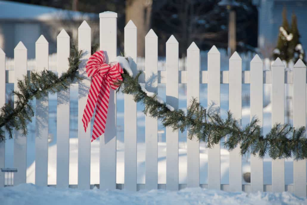 How To Protect Your Fence This Winter