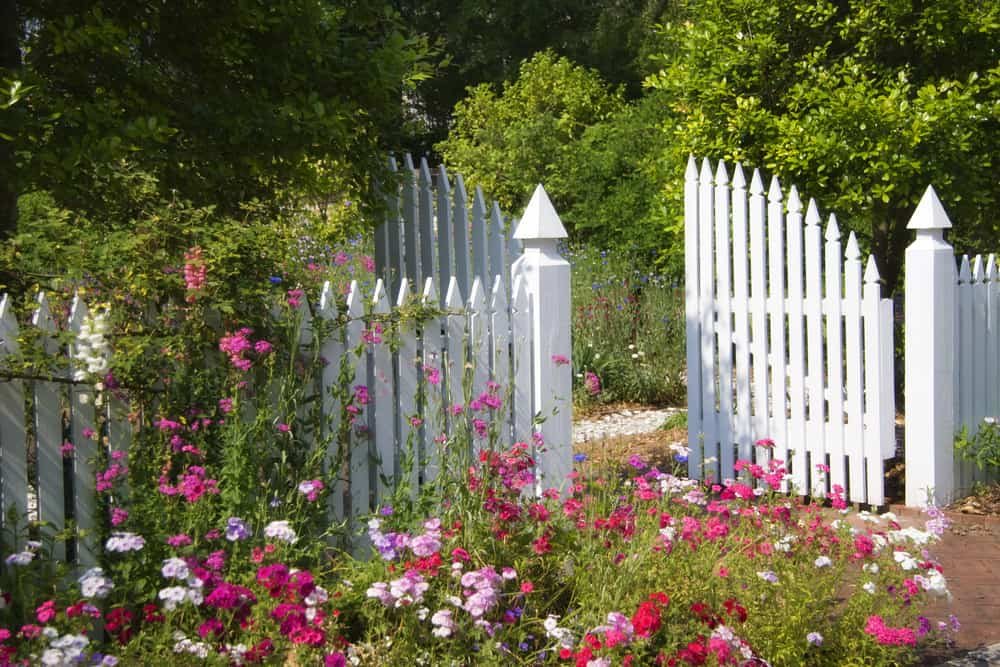 Spruce Up Your Fence With Fancy Gates