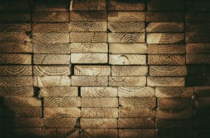 Wood Cut Stack