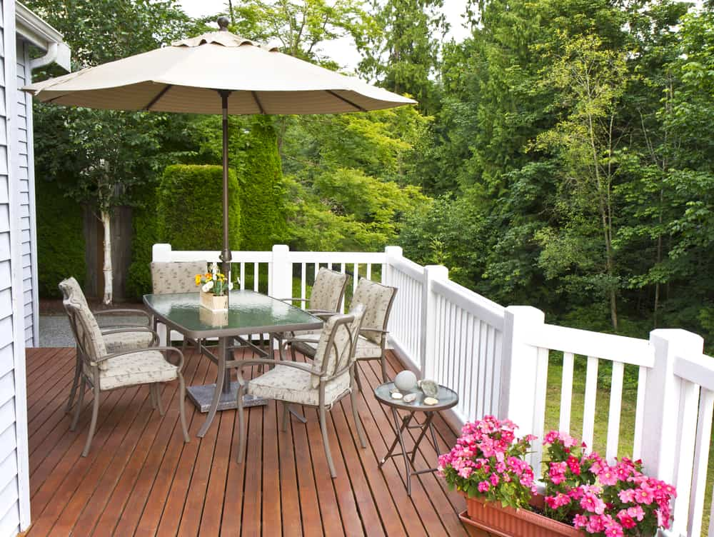 The Benefits Of Backyard Decks And Fences