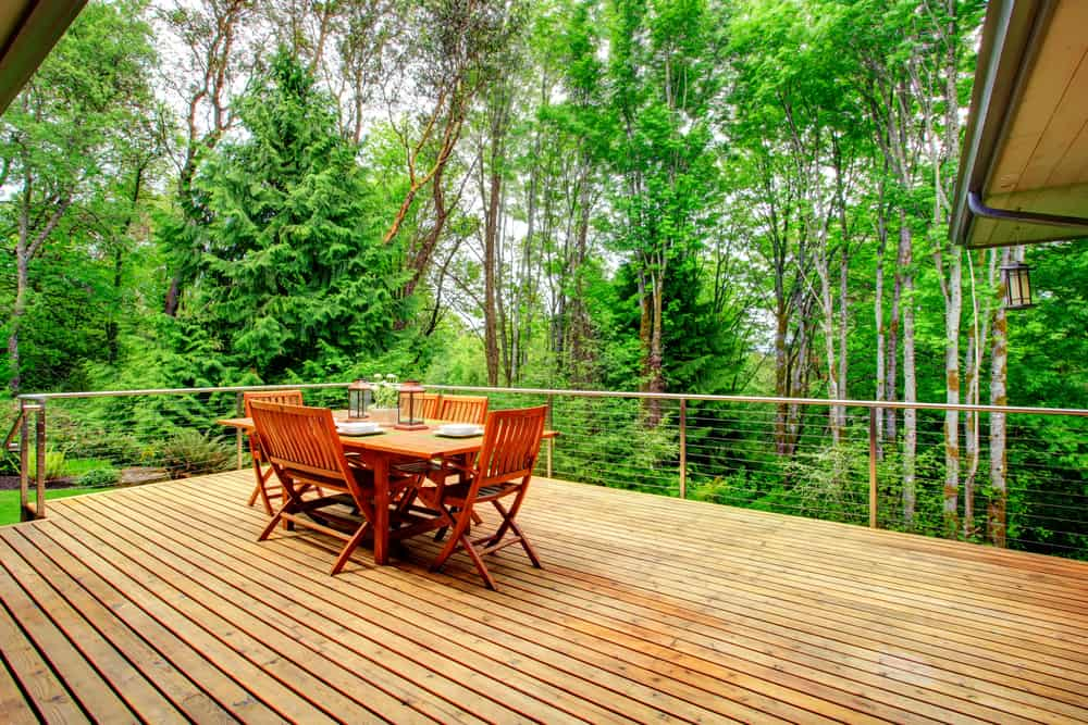 What Is A Low-maintenance Deck?